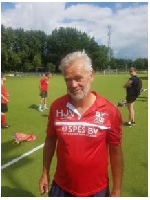Henk Jan Vos stopt als hoofdtrainer van onze Forza Friends