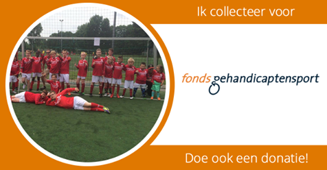 Doneer voor DVSU/ Forza Friends en het Fonds Gehandicaptensport!