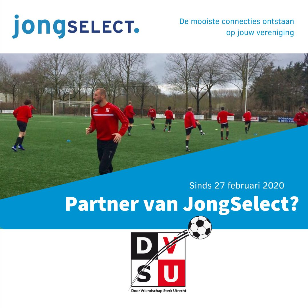 Samenwerking DVSU met JongSelect