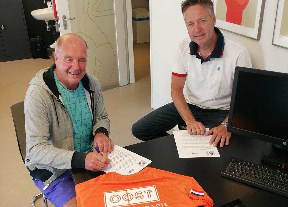 DVSU verlengt samenwerking met Fysiotherapie Utrecht Oost