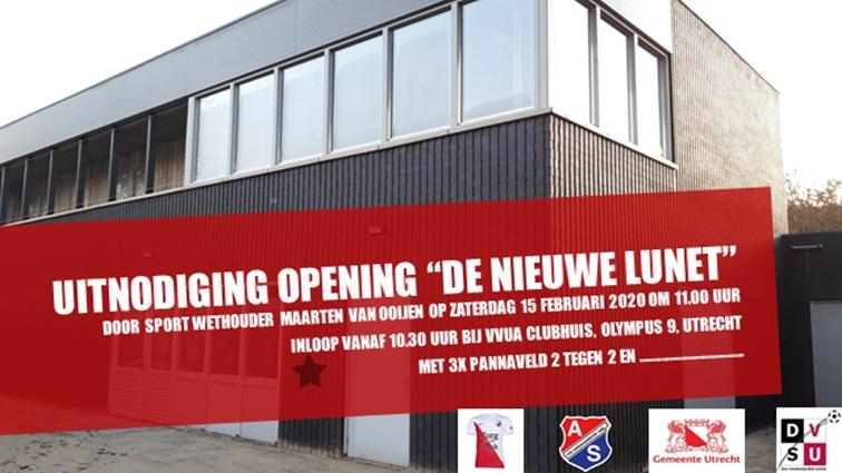 Opening De Nieuwe Lunet